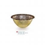 item code : 18357 color code : 304 /109-110 Ø: 15 cm H: 6 cm