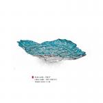item code : 18617 color code : 305 /108-111 34x26 cm H: 7 cm