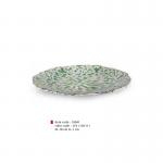 item code : 18041 color code : 310 /358-111 Ø: 28 cm H: 2 cm