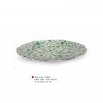 item code : 18042 color code : 310 /358-111 Ø: 34 cm H: 2.2 cm