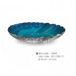 item code : 18695 color code : 301 /108-111 Ø: 30 cm H: 6 cm
