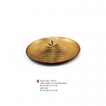 item code : 19353 color code: 27/110-109-D20-Y1 Ø: 28 cm H: 2.3 cm add. size Ø: 24 cm H: 2.2 cm