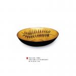 item code : 19602 color code: 27/110-109-D20-Y1 Ø: 35 cm H: 7 cm