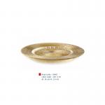 item code : 18407 color code : 301 /110 Ø: 34 cm H: 2.4 cm