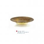 item code : 18410 color code : 311 /146-106-110 Ø: 30 cm H: 5.5 cm