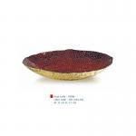 item code : 18586 color code : 301 /104-110 Ø: 33 cm H: 5.5 cm