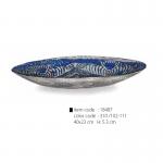 item code : 18487 color code : 310 /102-111 40x23 cm H: 5.3 cm