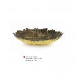 item code : 18544 color code : 304 /112-110 Ø: 40 cm H: 7 cm