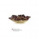 item code : 18501 color code : 310 /249-110 Ø: 21 cm H: 4 cm