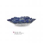 item code : 18502 color code : 310 /102-111 Ø: 30 cm H: 5.5 cm