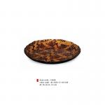 item code : 19640 color code : 81/109-117-110-109 Ø: 36 cm H: 3.4 cm